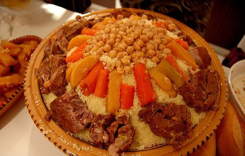 Marokko Küche Rezepte Couscous - Algerian Food (north African)..you May Find