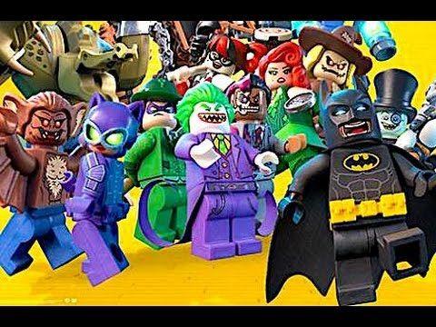 The Lego Batman Movie 2017 Complete Movie Scenes New Batman New Robin Jo Lego Batman Batman Movie 2017 Lego Batman Movie