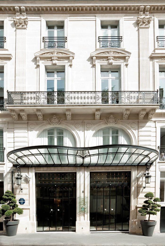 La Maison Champs Elysées, designed by Maison Martin Margiela ~ Colette Le Mason @}-,-;--