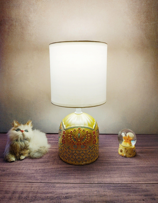Ceramic Table Lamp Lampshade Table Lamp Butterfly Ceramic Nightlamp Bedroom Lighting Design Ba Bedroom Lighting Design Ceramic Table Lamps Bedroom Lighting