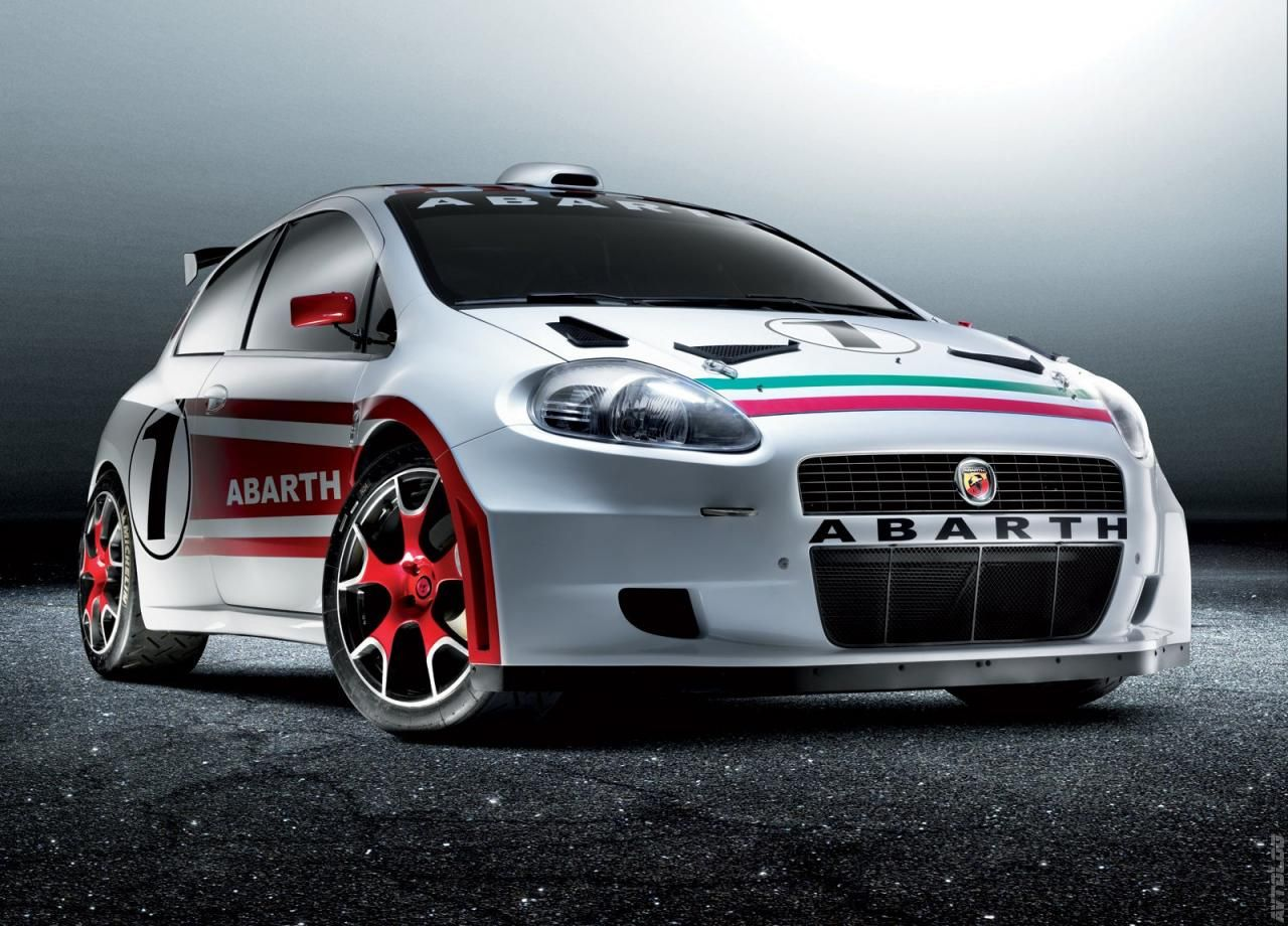 2007 Fiat Grande Punto Abarth S2000 With Images Fiat Abarth