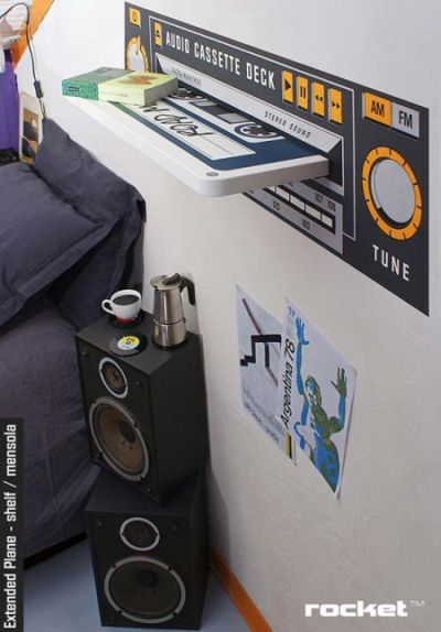 16 Of The Worlds Coolest Music Inspired Furniture And Design