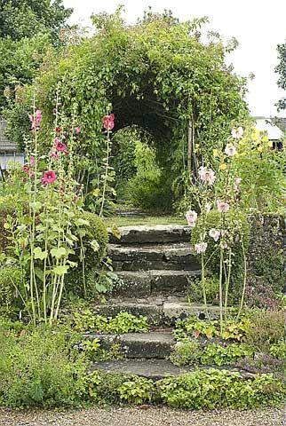 Fabriquer un escalier en pierre naturelle | Ogrody, łąki, lasy ...
