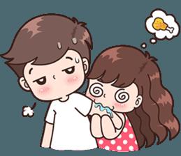 Download Boobib Cute Couples Vol.4   Cute love cartoons, Cute ...