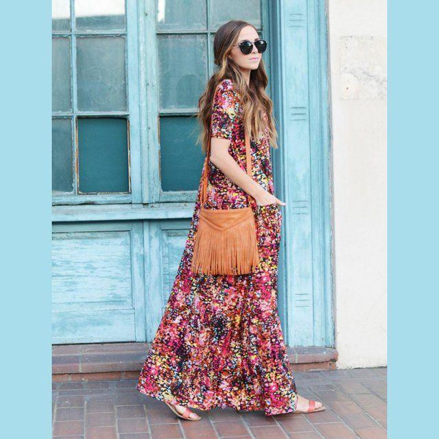 10 patrons de couture gratuits pour coudre une robe longue  5205f6e48