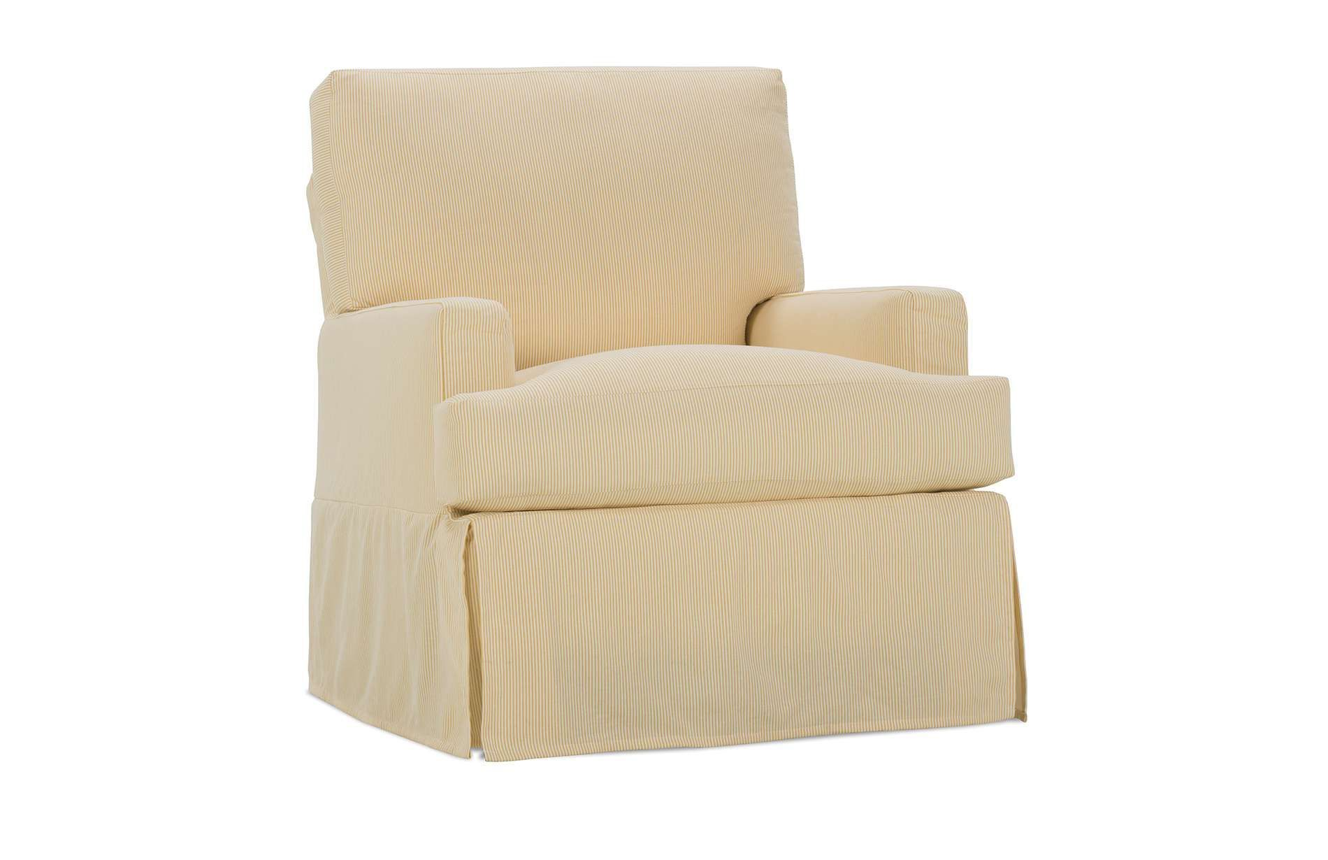 Sa Small Swivel Glider Rowe Furniture Smallswivelchair