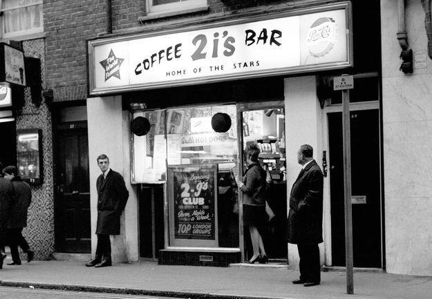 The 2i's Coffee Bar