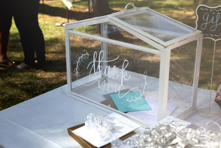 Image result for greenhouse card box ikea gift table