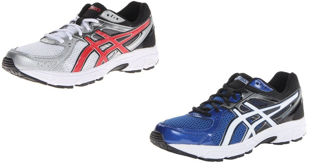 Abultar Casi superficial  Asics mens athletic sneakers gel contend 2 running shoes size 11 NEW | Mens  athletic shoes, Asics shoes, Mens shoes sandals