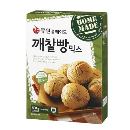 Sesame Bread Mix 17.6oz(500g) Еда