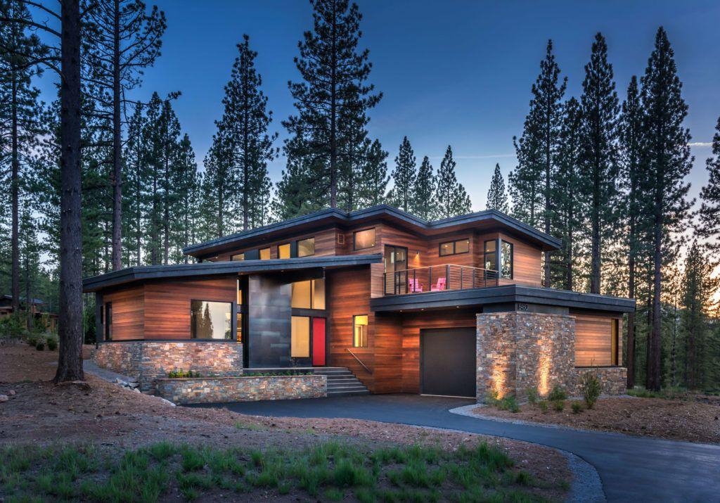 mountain modern homes modern mountain home designs home design ideas rh pinterest fr
