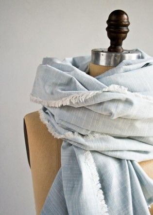 Incredibly Simple Scarves | Purl Soho | Purl Soho-Sewing