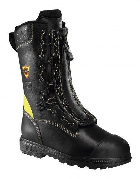 HAIX Black Eagle Safety 41 Low blacksilver