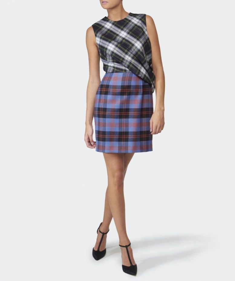 McQ Alexander McQueen Sleeveless Mini Dress Footlocker Finishline Cheap Price Free Shipping Perfect Discount Huge Surprise Cheap 2018 New Pay With Visa For Sale X22GpvA7pO