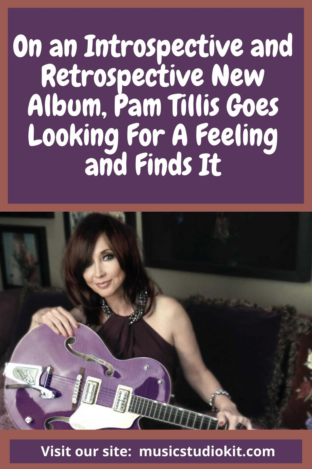 On an Introspective and Retrospective New Album, Pam