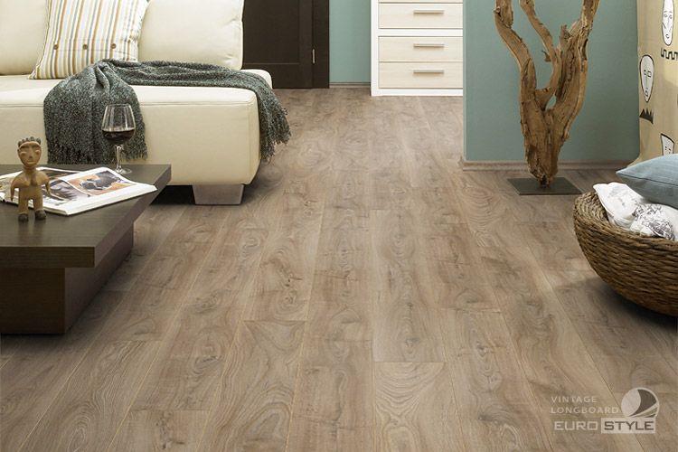Eurostyle Historic Oak Vintage Longboard Laminate Floors German