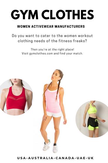 activewear manufacturers australia women activewear manufacturers