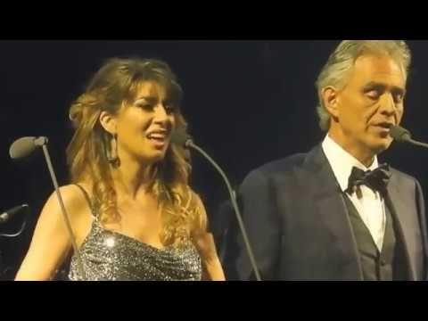 Canto Della Terra Ilaria Della Bidia Andrea Bocelli My