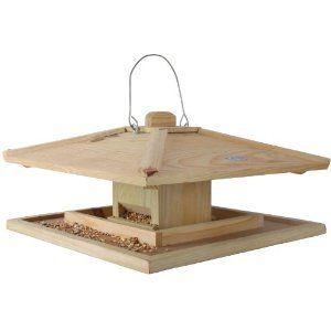 esschert design japanisches futterhaus vogelfutterhaus mit dach komplett offen h ngend ma e. Black Bedroom Furniture Sets. Home Design Ideas