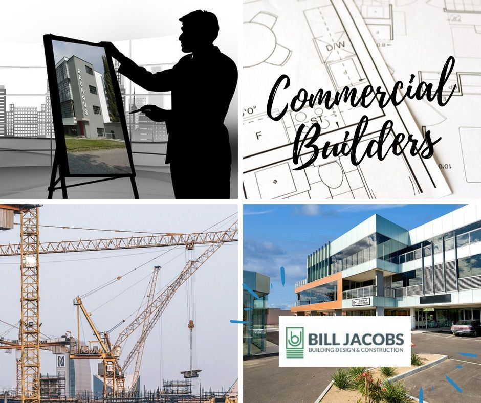 Being top commercial builders in Melbourne, Bill Jacobs