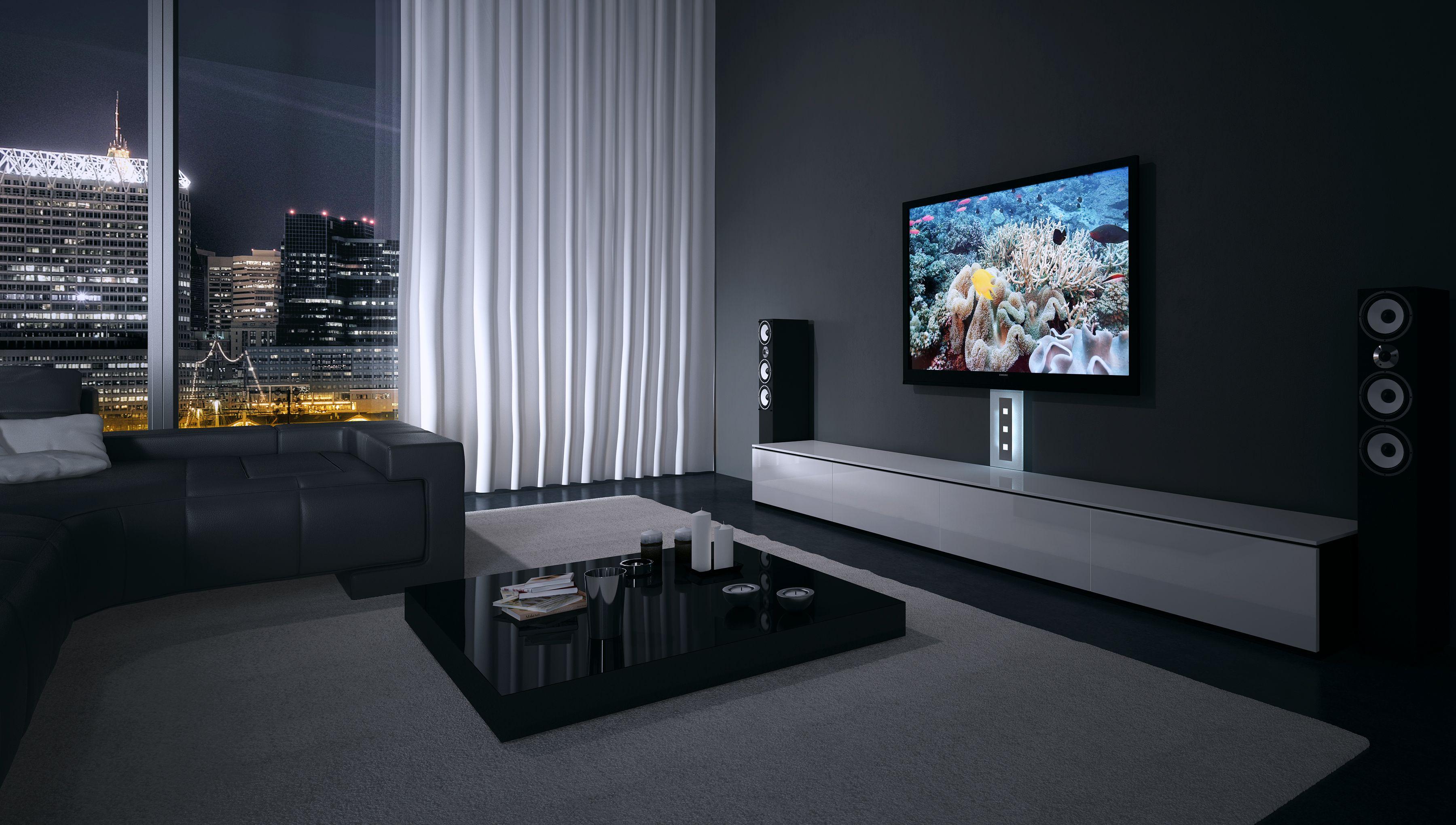 kabelkanal fernseher kabelkanal design tv kabelkanal visioglas design. Black Bedroom Furniture Sets. Home Design Ideas