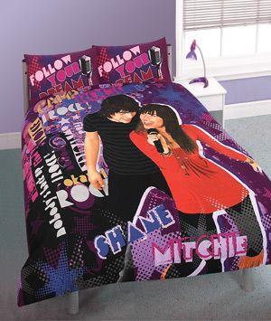 Purple Bratz Duvet Cover & Pillow Case