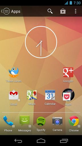 Action Launcher Pro 1 0 0 apk REQUIRES ANDROID:4 0 and up