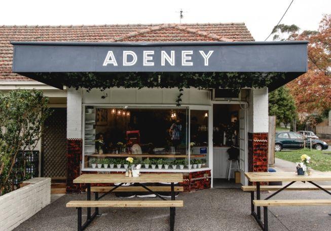 Adeney Milk Bar   Melbourne