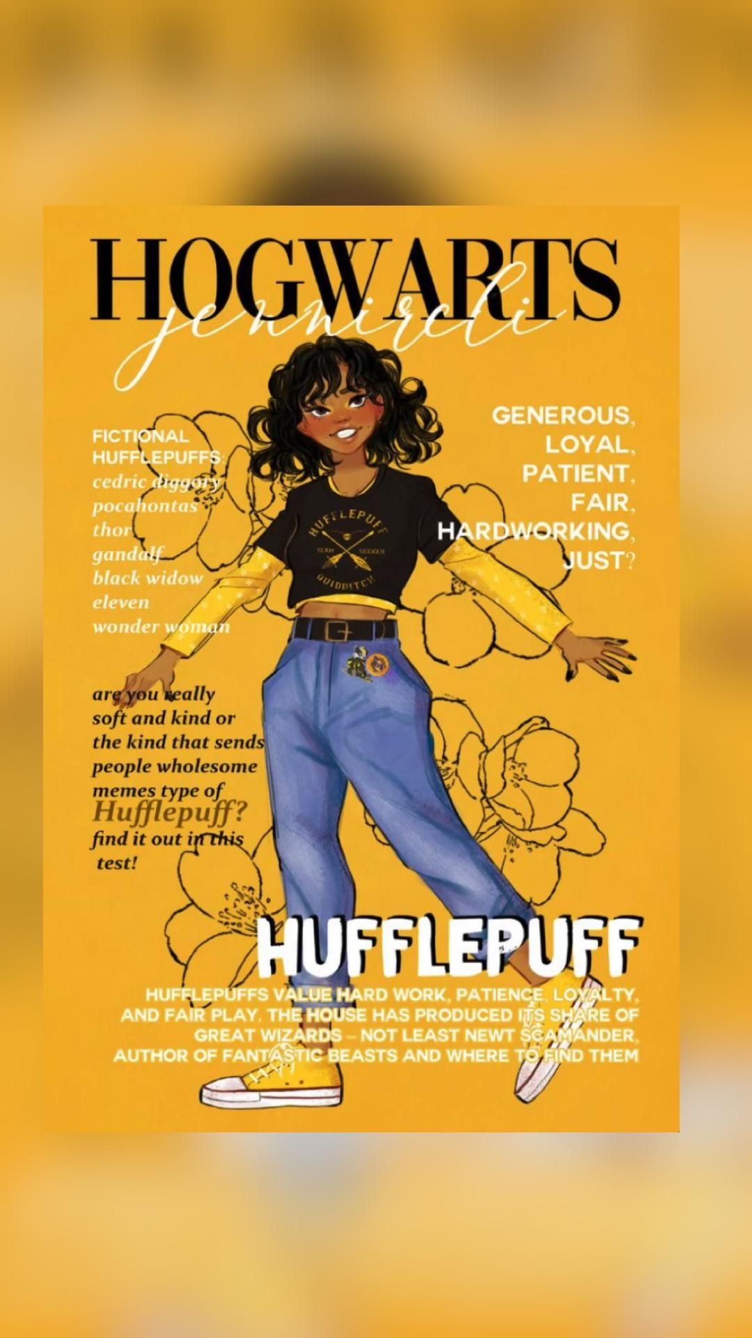 All my Hufflepuff you know how you are 💛🖤💛🖤💛🖤💛🌕🌑🌕🌑🌕🌑🌕