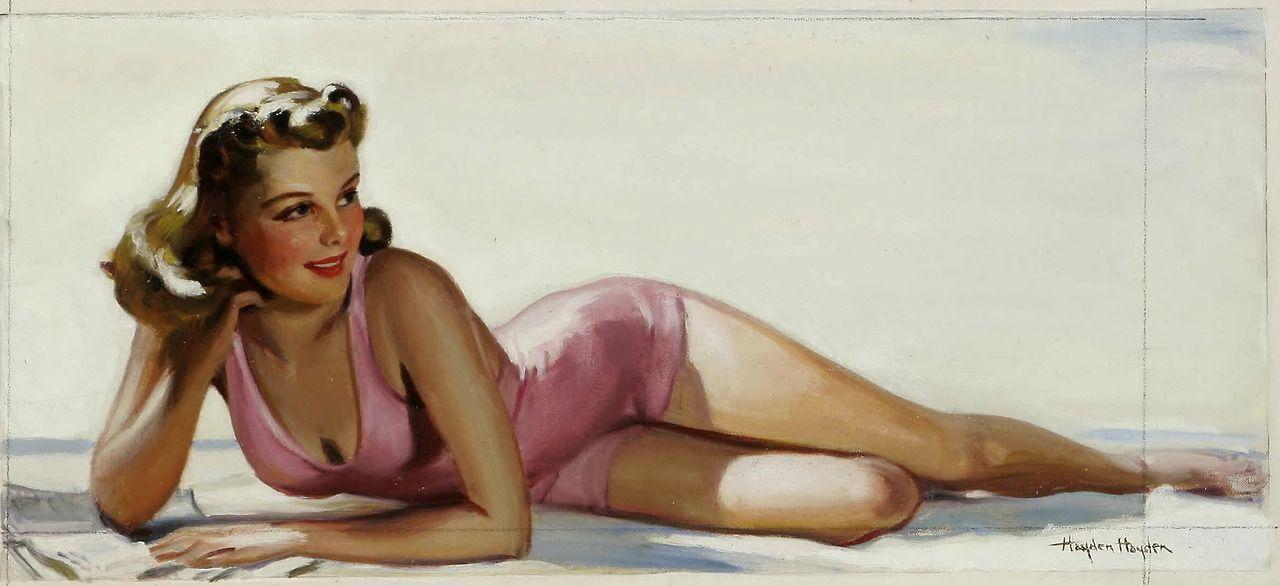 Bathing Beauty Hayden Hayden, 1949