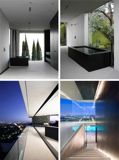 Delicieux Extreme Modern Hillside Home With An Amazing View