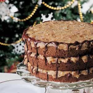 German Chocolate Cake Frosting With Splenda