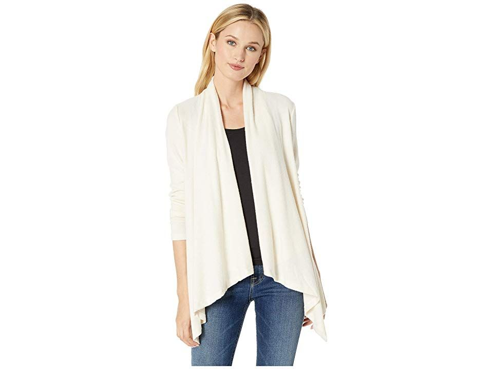 6ba0286eb7197a B Collection by Bobeau Amie Cardigan (Sugar) Women's Sweater. For women who  want current flattering fashion that complements a go-to lifestyle.
