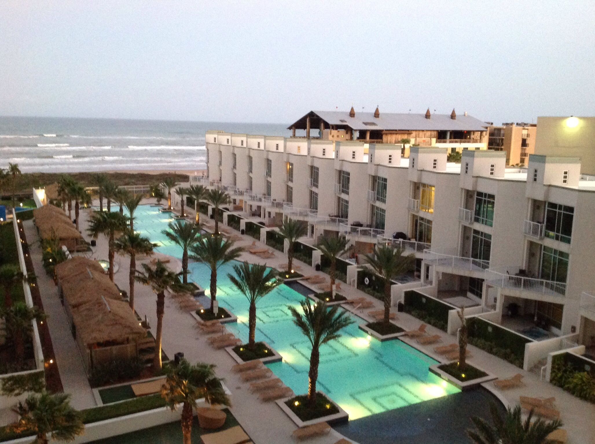 Our 300 Ft Pool South Padre Island Outdoor Decor Vacation Rental