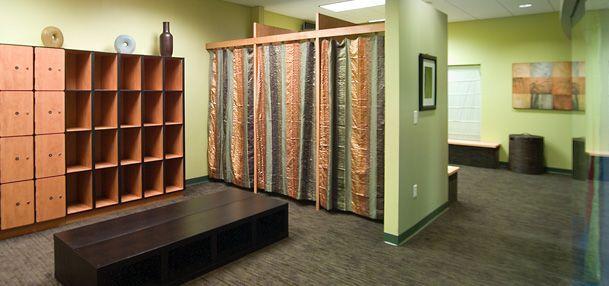 Yoga studio decorating ideas design back new also rh pinterest