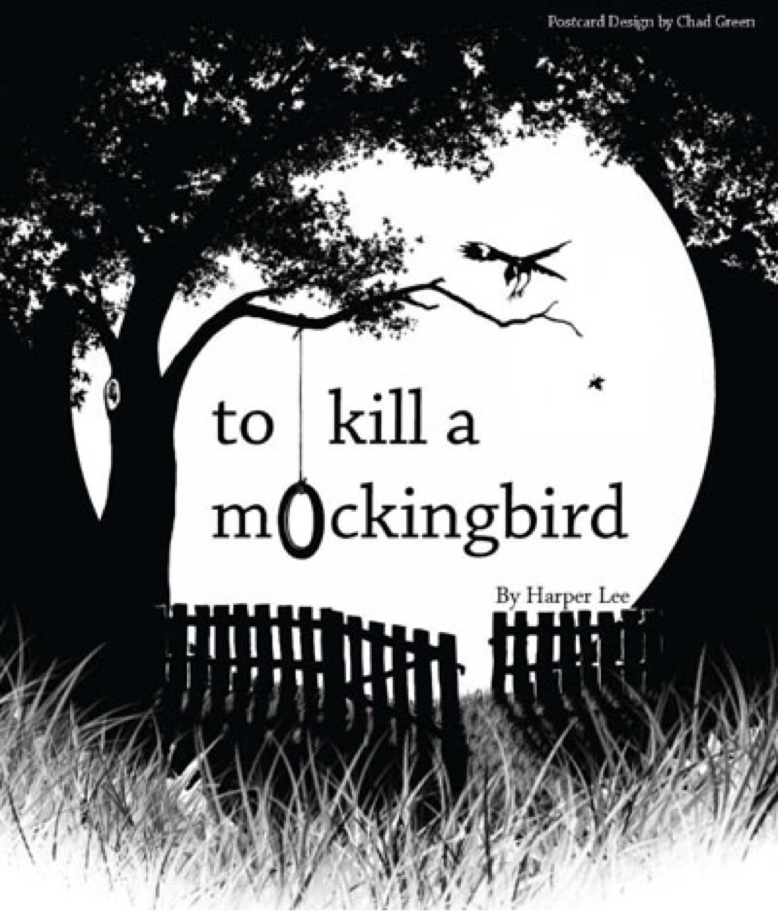 the gallery for gt to kill a mockingbird tree drawings