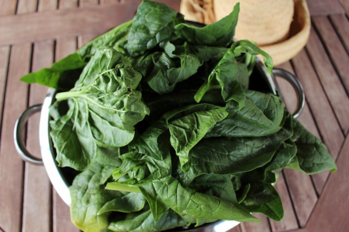 How to Freeze Spinach and Other Cooking Greens Spinach