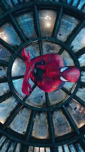 Spiderman - Kadhal Oru Aagayam