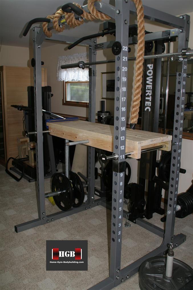 Homemade reverse hyperextension exercise equipment no