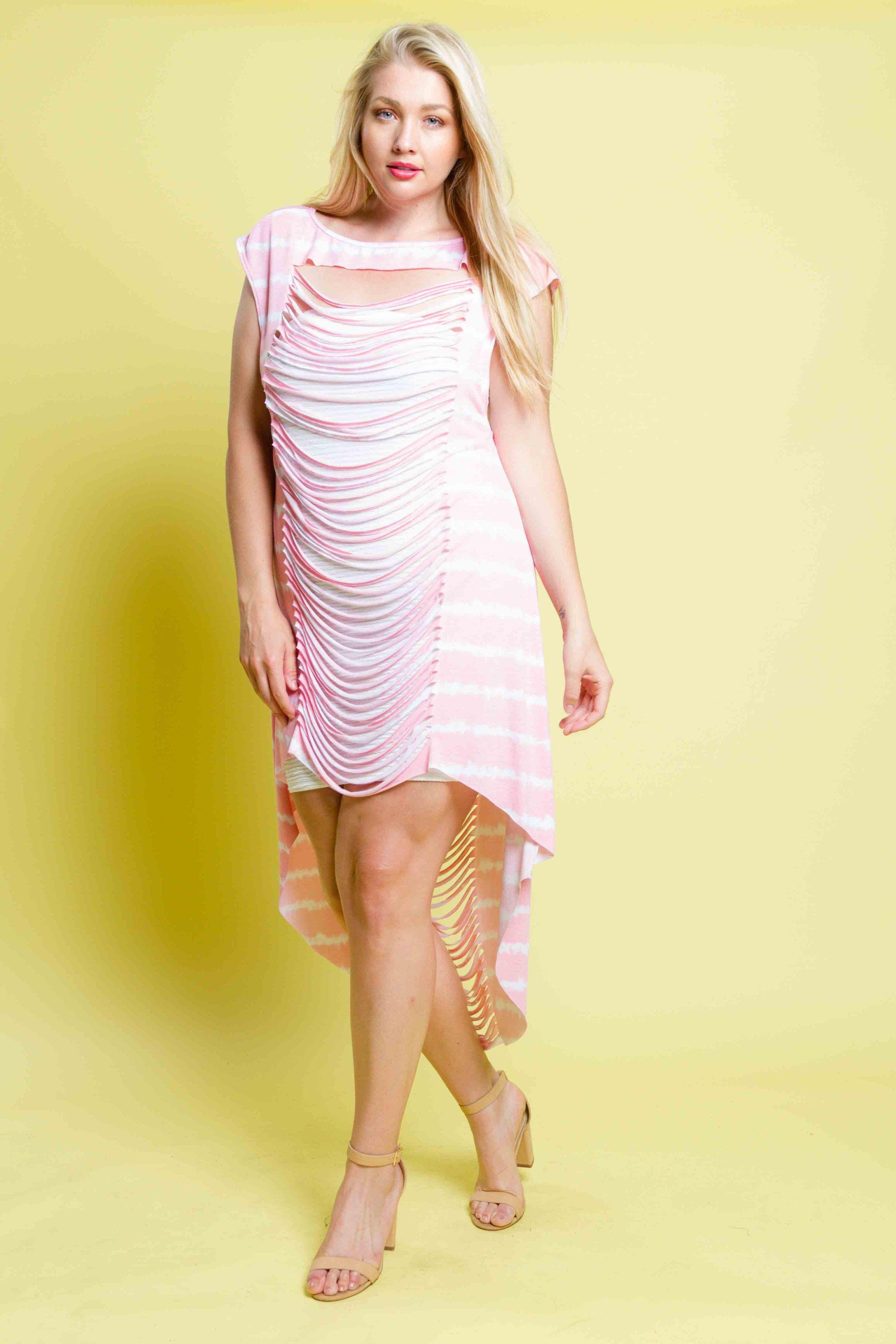 401fb04d97b Plus Size Cascade Neck Mermaid Classy Maxi Dress in 2019
