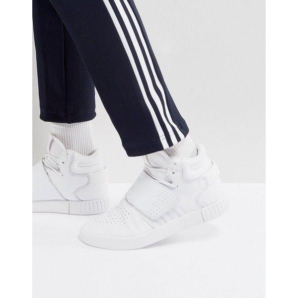 adidas Originals Tubular blanco Invader ARS Strap Trainers Originals en blanco ARS 17edf7b - rogvitaminer.website