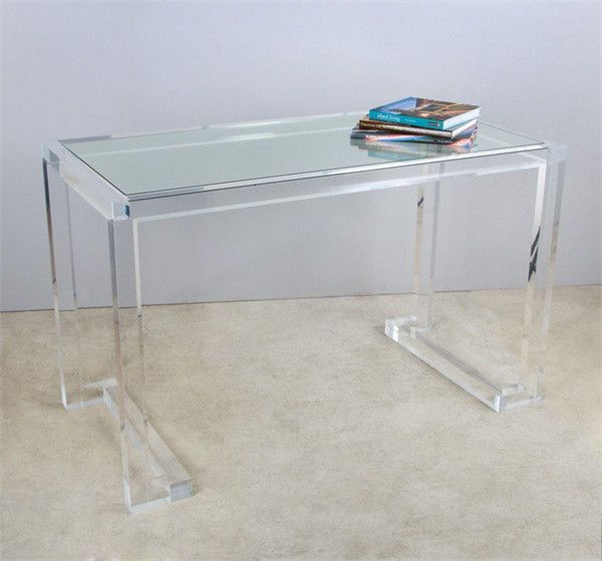 $236300 Ava Acrylic Desk