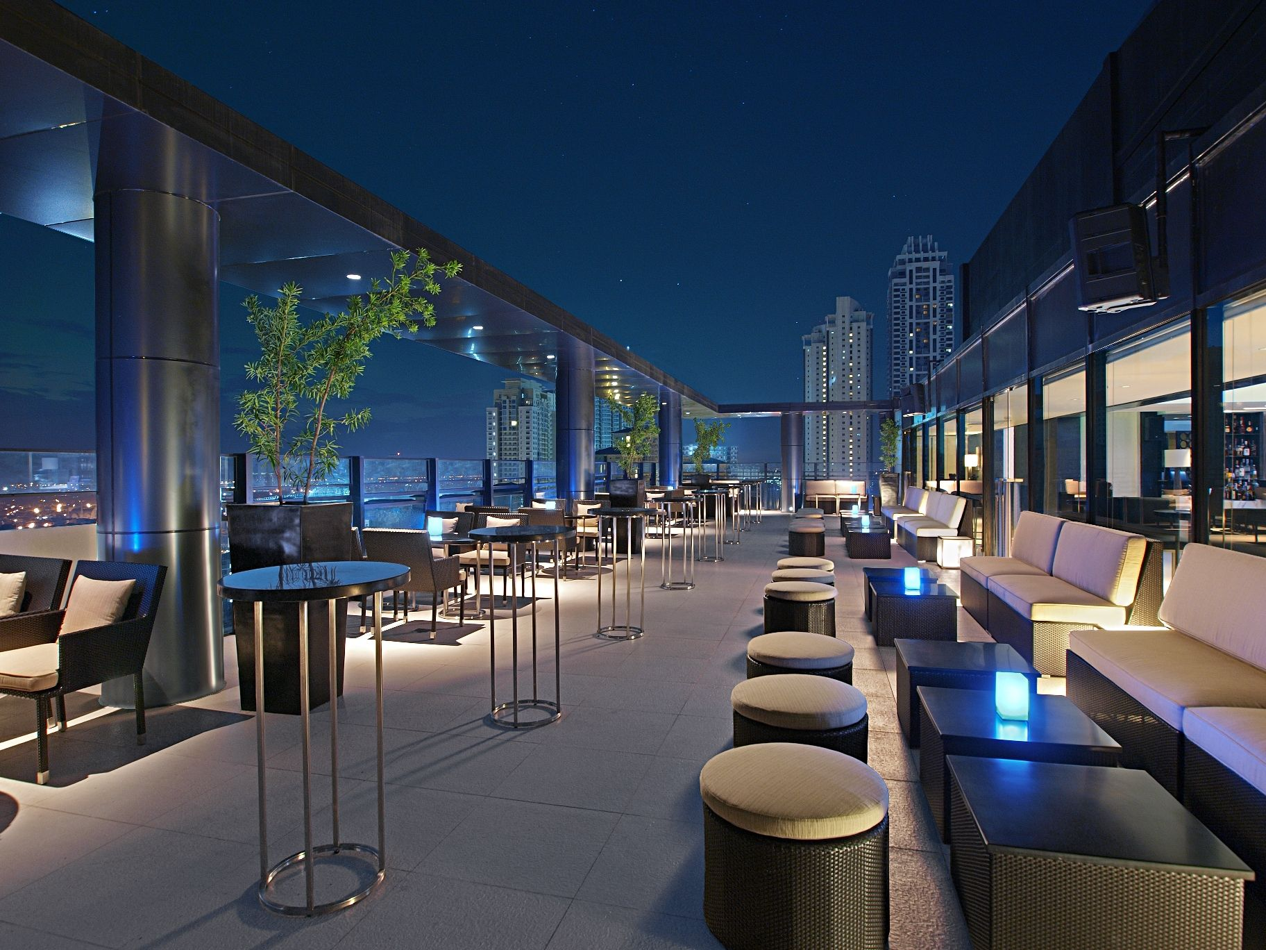 The Okura Prestige Bangkok A swanky, high-rise... | Rooftop ...