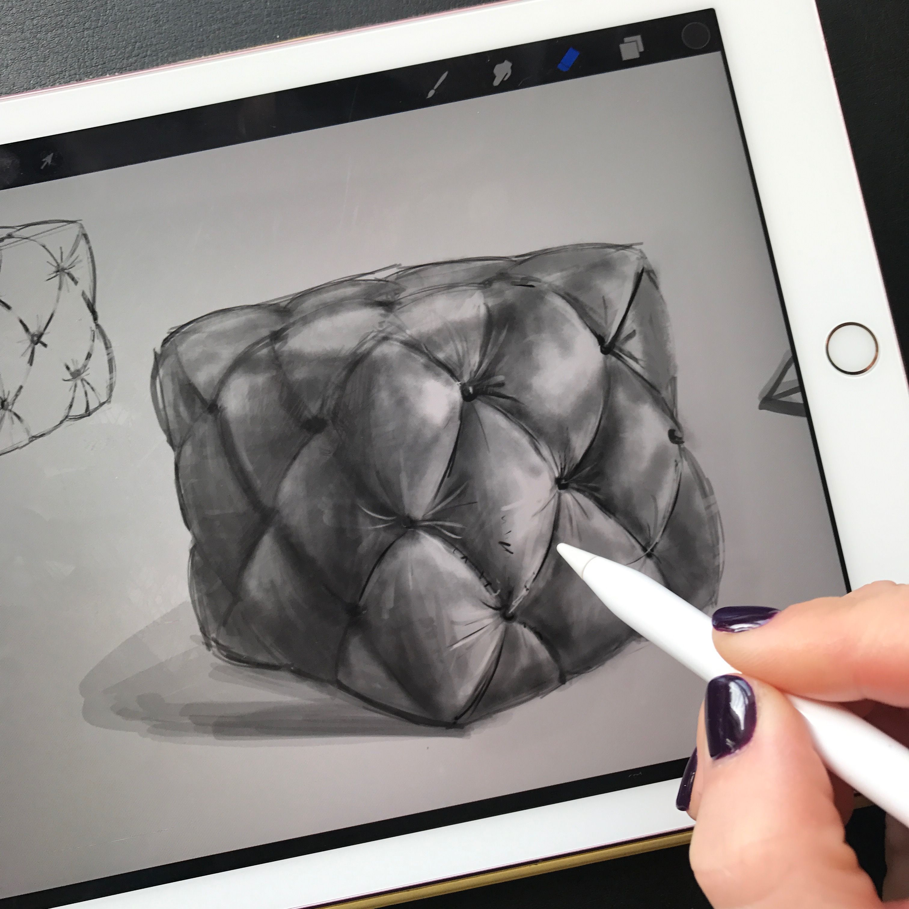 Online courses on learning to draw interior design sketches ...