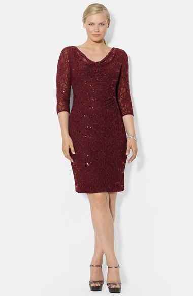 11 Ways To Wear A Burgundy Plus Size Dress Plus Size Dresses