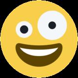 Zany Face Emoji On Twitter Twemoji 2 3 Silly Faces Face Emoji