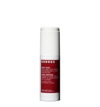 Korres Face and Eye Serum, Wild Rose, 1.01 Ounce