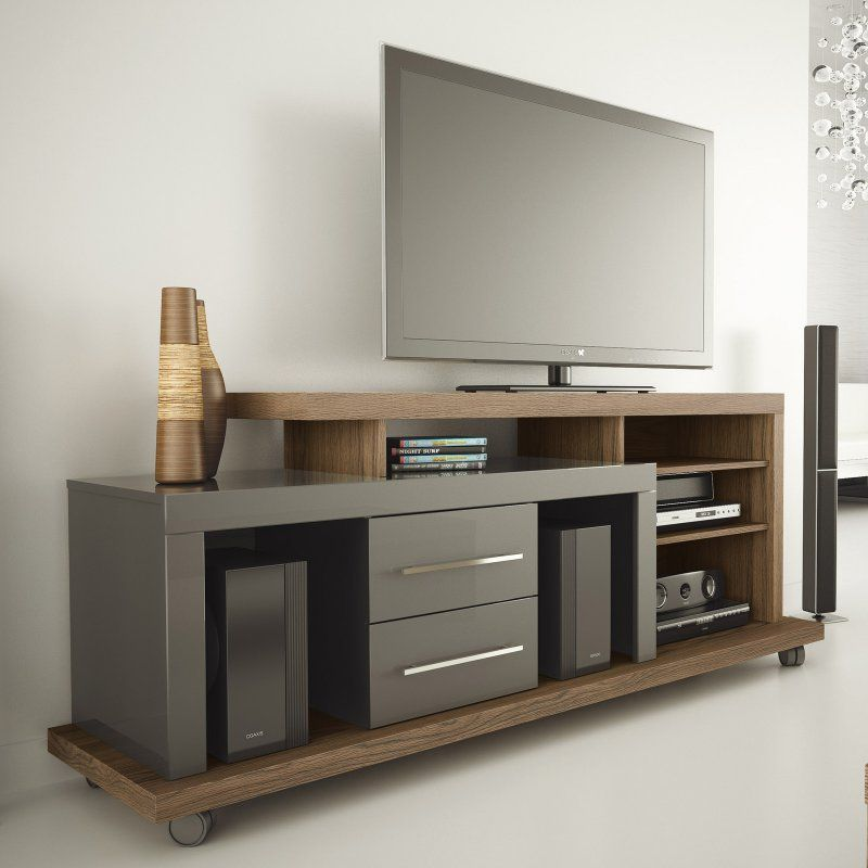 Manhattan Comfort Empire Tv Stand Beautiful Home Theaters