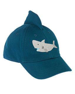 Shark Fin Baseball Hat Clothing Kids Pinterest