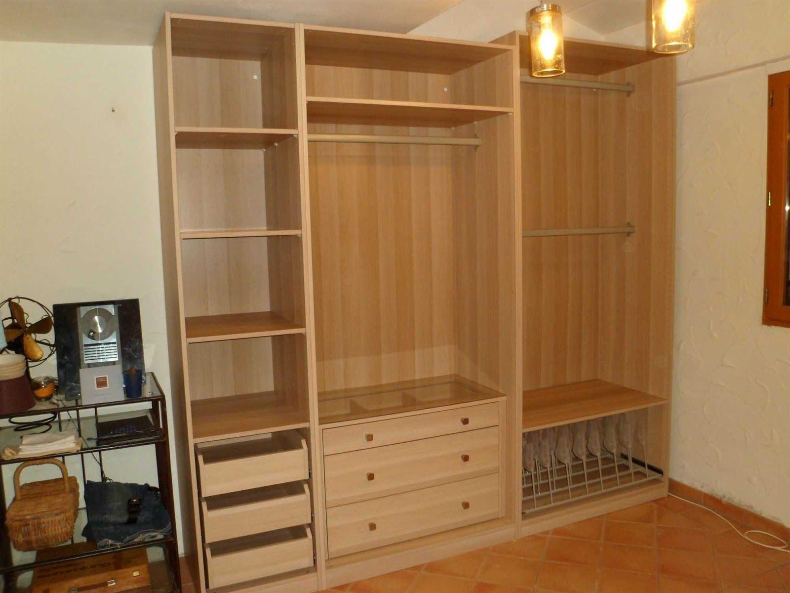20 Decent Kit Rangement Chambre in 2020 | Tall cabinet storage, Ikea stuva, Home decor